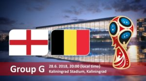 Belgium vs England Live Streaming Fifa World Cup 2018
