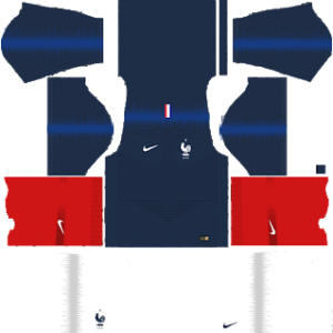 France World Cup Kits 2018 Dream League Soccer