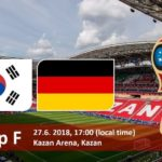 Germany vs South Korea Live Streaming Fifa World Cup 2018