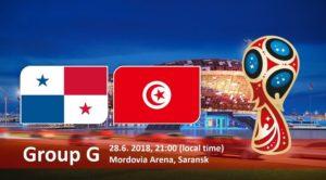 Tunisia vs Panama Live Streaming Fifa World Cup 2018