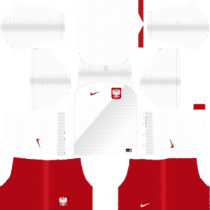 Poland Away Kit World Cup 2018