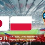 Poland vs Japan Live Streaming Fifa World Cup 2018
