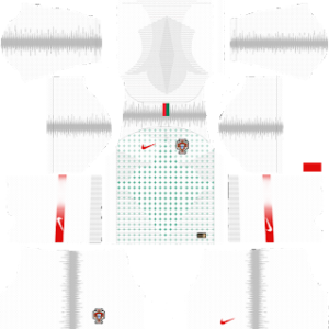 Portugal Away Kit World Cup 2018