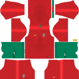 Portugal World Cup Kits 2018 Dream League Soccer