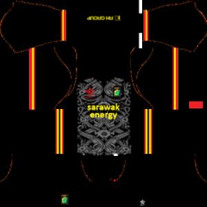 Sarawak DLS Away Kit 2017-2018