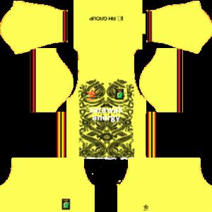 Sarawak DLS Goalkeeper Third Kit 2017-2018