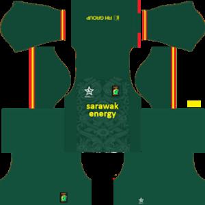 Sarawak DLS Third Kit 2017-2018