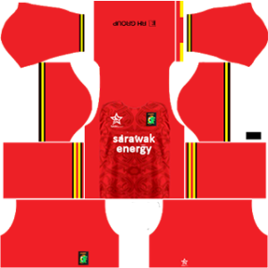 Sarawak Dream League Soccer Kits 2017-2018