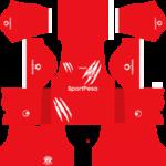 Simba S.C. Kits 2017-2018 Dream League Soccer