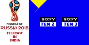 Sony Six Fifa World Cup 2018 Live Streaming Online Free