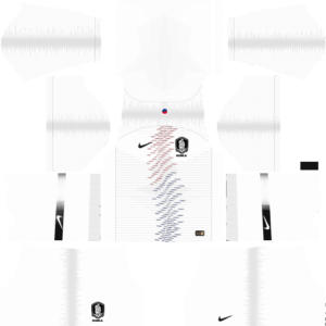 South Korea Away Kit World Cup 2018