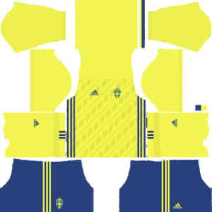 Sweden World Cup Kits 2018 Dream League Soccer