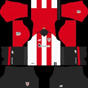 Athletic Bilbao Kits 2018-2019 Dream League Soccer