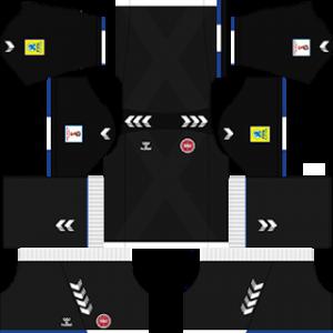 Denmark 2018 world cup goalkeeper home kit