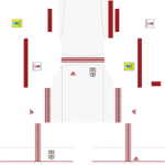 Iran World Cup Kits 2018 Dream League Soccer