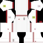 Iran World Cup Kits 2018 Dream League Soccer