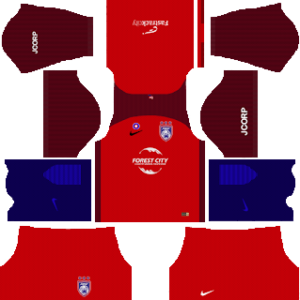 Johor Darul Takzim away kit 2018-2019 dream league soccer