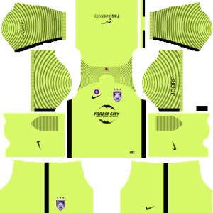 Johor Darul Takzim goalkeeper away kit 2018-2019 dream league soccer