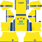 Kerala Blasters Kits 2018/2019 Dream League Soccer