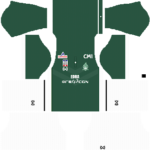 Melaka United Kits 2018/2019 Dream League Soccer