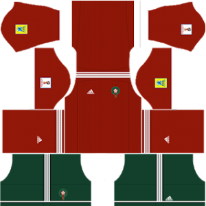 Morocco World Cup Kits 2018 Dream League Soccer