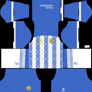 Sarawak away kit 2018-2019 dream league soccer