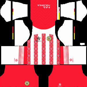 Sarawak Kits 2018/2019 Dream League Soccer