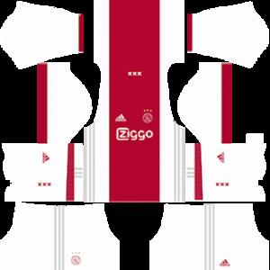 AFC Ajax Kits 2017-2018 Dream League Soccer