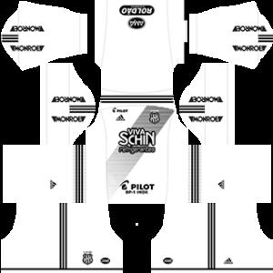 Atletica Ponte Preta Kits 20172018 Dream