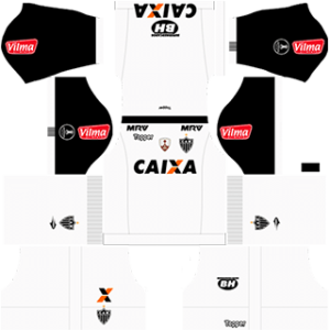 Atletico Mineiro DLS 2017-2018 Away Kit