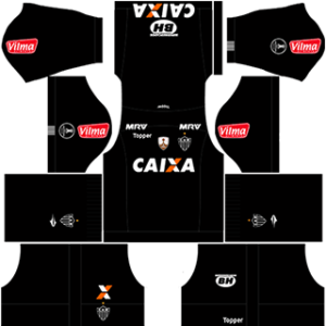 Atletico Mineiro DLS 2017-2018 Third Kit