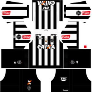 Atletico Mineiro Kits 20172018 Dream League