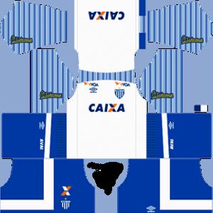 Avai FC DLS 2017-2018 Away Kit