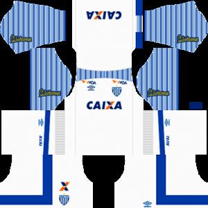 Avai FC DLS 2017-2018 Third Kit
