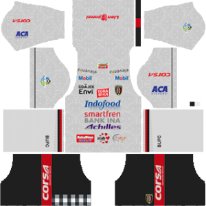 Bali United away kit 2018-2019 dream league soccer