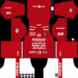 Bali United F.C Kits 2017/2018 Dream League Soccer