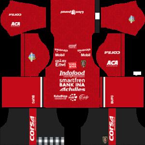Bali United home kit 2018-2019 dream league soccer
