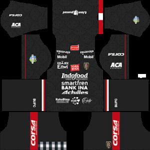Bali United third kit 2018-2019 dream league soccer