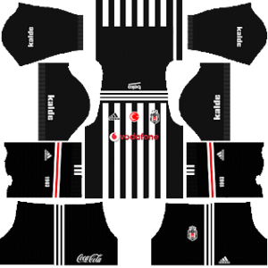 Besiktas J.K 2017-18 Away Kit