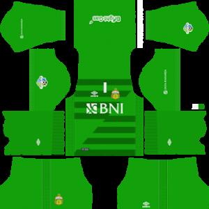 Bhayangkara FC away kit 2018-2019 dream league soccer