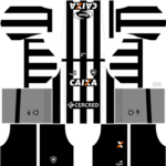 Botafogo FR Kits 2017-2018 Dream League Soccer