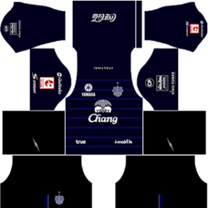 Buriram United Dream League Soccer Kits 2017-2018