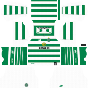 2daedb0704 dream league soccer celtic f c kits logo dls 2018