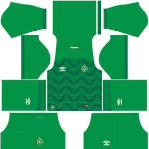 Chapecoense Kits 2016-2017 Dream League Soccer