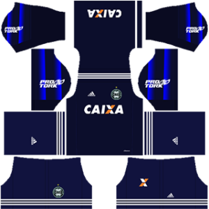 Coritiba FC DLS 2017-2018 Third Kit