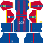 Crystal Palace F.C. Kits 2018/2019 Dream League Soccer
