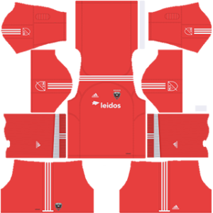 D.C. United DLS 2017-2018 Goalkeeper Away Kit
