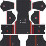 D.C. United Kits 2017-2018 Dream League Soccer