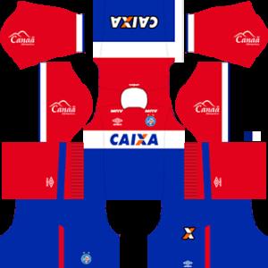 EC Bahia DLS 2017-2018 Third Kit