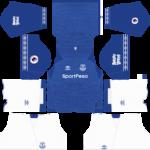 Everton Kits 2018/2019 Dream League Soccer